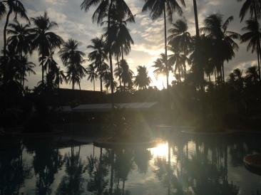 Unfiltered Dumaguete sunset
